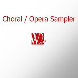 Choral Opera Sampler