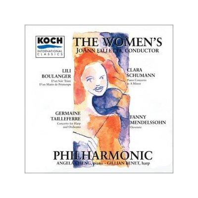 The Women's Philharmonic – 1992