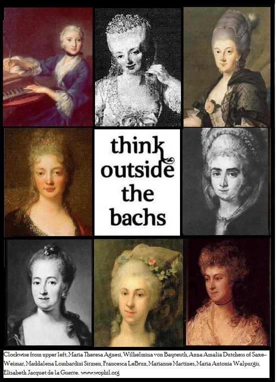 REALLY Think Outside the Bachs-WOMEN_COMPOSERS