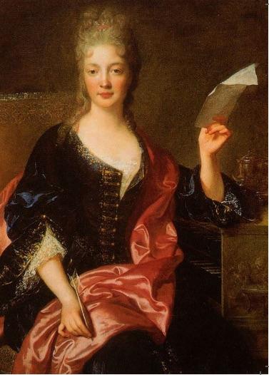 Elisabeth Jacquet de la Guerre Notecards