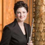 Elizabeth Rowe, Principal flute, Boston Symphony